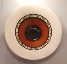 African Contemporary Bowl by Johan Swart