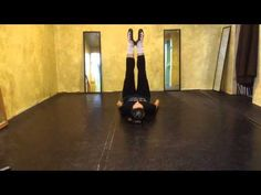 Scissor Exercise For Irish Dance - this could be good for teaching...