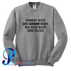Thinkin Bout That Summer Body But Also Bout Dem Tacos Sweatshirt Fur Jacket, Jacket Style, Jacket Dress, Fur Bomber, Bomber Jacket, 5secondsofsummer, Summer Body, Sweater Design, Sweater Coats