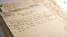 Seven little Australians original manuscript