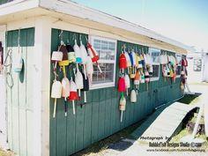 """""""Crab Floats""""           Tangier Island, VA"""