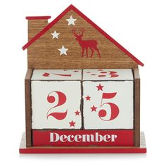 George Home Calendar | Candles & Ornaments | ASDA direct