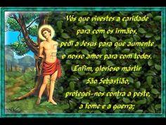 Prece Para São Sebastião