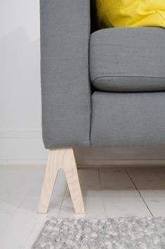 Custom Legs for Ikea Furniture - Best Furniture Gallery Check more at http://cacophonouscreations.com/custom-legs-for-ikea-furniture/