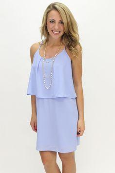 Make Your Move Dress, Purple - $46