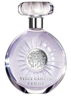 This is an upcoming spicy, citrusy and floral fragrance for women by Vince Camuto http://www.mimifroufrou.com/scentedsalamander/2013/12/vince_camuto_femme_2013_new_fr.html