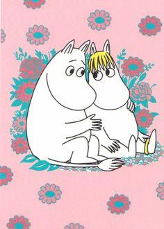 Moomins. Just because...