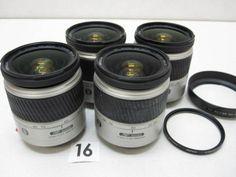 5L176FA MINOLTA 28-80mm F3.5-5.6D レンズまとめて4本ジャンク_画像1