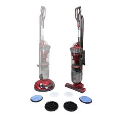 Prolux Allvac Bagless Vacuum Cleaner and Hard Floor Scrubber Polisher Buffer