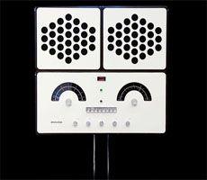 Speaker holes.
