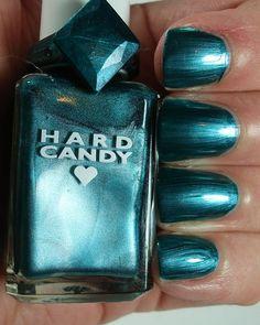 hard candy vintage nail polish mermaid, my first nail polish i bought from Nordstrom 1997