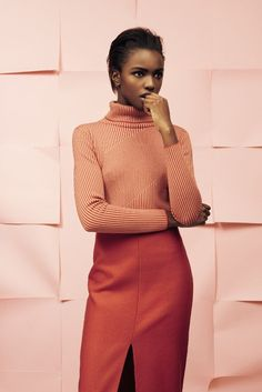 """ Leomie Anderson by Rahel Weiss for You Magazine """