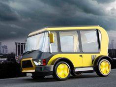 #Nanotechnologie et panneaux solaires pour le #taxi du futur | sco.lt/7m1PTV