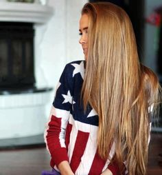 Amazing girl! Hair color *.*