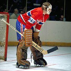 Silverware -- Calder Memorial Trophy Winner -- Dryden, Ken -- Legends of Hockey Hockey Goalie, Hockey Teams, Montreal Canadiens, Ken Dryden, Hockey Hall Of Fame, Hockey Pictures, Goalie Mask, Buffalo Sabres