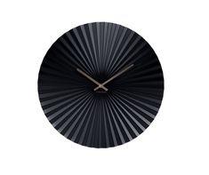 Zegar ścienny Sensu steel black 50 by Karlsson D 40, Decoration, 50th, Clock, Steel, Wall, Home Decor, Wall Clock Decor, Wall Art