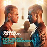 The Heavy Entertainment Show  Robbie Williams | Format: Audio CD  Release Date: 4 Nov. 2016Buy new:   £12.00 (Visit the Bestsellers in Music list for authoritative information on this product's current rank.) Amazon.co.uk: Bestsellers in Music...