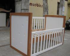 muebles de bebe: Cuna paz