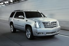 J.D. Power and Associates ranked the Cadillac Escalade highest in the Large Premium CUV segment for its Initial Quality Study for the fourth year in a row! http://media.gm.com/content/media/us/en/cadillac/news.detail.html/content/Pages/news/us/en/2013/Jun/0619-cadillac-jdp.html