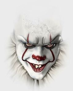 Quotes Discover horror movie Pennywise (The Dancing Clown) - movie Arte Horror Horror Art Horror Movies Clown Pennywise Pennywise The Dancing Clown Pennywise Tattoo Scary Drawings Halloween Drawings Halloween Art Gruseliger Clown, Creepy Clown, Creepy Art, Penny Wise Clown, Clown Pennywise, Pennywise The Dancing Clown, Pennywise Tattoo, Scary Drawings, Halloween Drawings