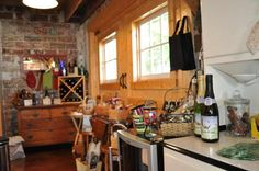 Penoach Vineryard & Winery - Adel, Iowa. Located in a 1900s-era barn, featuring wines made from the grapes grown steps from the door. Enjoy a glass on the porch overlooking the Raccoon River Valley.