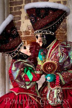 Venice Carnival 2014 | Powerful Goddess Portraits