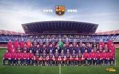 Fc Barcelona, Barcelona Football, Messi Soccer, Team Photos, Champions League, Seasons, Aficionados, Badminton, Iphone Wallpapers