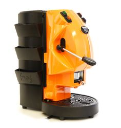 Didiesse Frog orange With enough space for a waterbottle in the back Espresso Machine, Nespresso, Coffee Maker, Water Bottle, Kitchen Appliances, Orange, Space, Kaffee, Italy