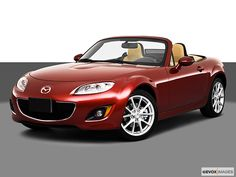 Used 2010 Mazda MX-5 Miata Beige Convertible... one day this will be my car- no if's, and's, or but's!!!!