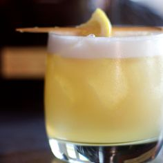 Woodford Reserve Whiskey Sour