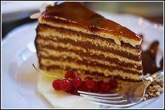 Todas Mis Recetas: Torta de Galletas - Con Pudin de Chocolate y Vain...
