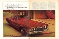 1972 Ford Thunderbird Advertisement Time Magazine September 27 1971 | by SenseiAlan