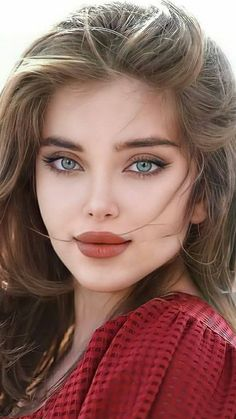 Most Beautiful Eyes, Lovely Eyes, Stunning Eyes, Beautiful Girl Image, Beautiful Asian Girls, Gorgeous Women, Natural Prom Makeup, Gents Hair Style, Belle Silhouette