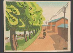 Country Road | Kennosuke Ito | The Art of Japan