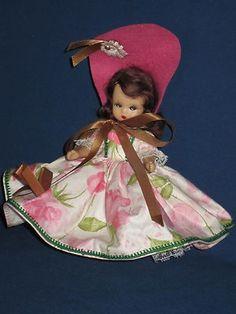 "Nancy Ann Story Book Doll - ""CURLY LOCKS"" (#154) - Fairyland Series"