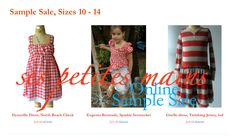 Just for Tweens, Ses Petites Mains tiny chic clothing