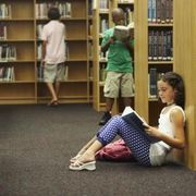Middle school students aren't too old to enjoy library activities, and some exercises can help students prepare for harder research projects and writing assignments that they'll encounter in high school and college. The purpose of a middle school library is to help preteens appreciate reading while they're also exploring databases, reference...