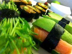 Pure sushi love! | Fitnessguru