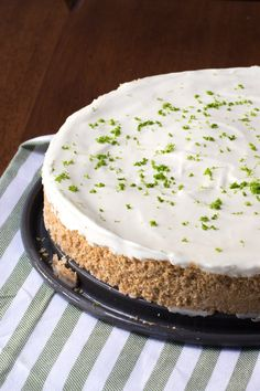 No Bake Pie: Margari