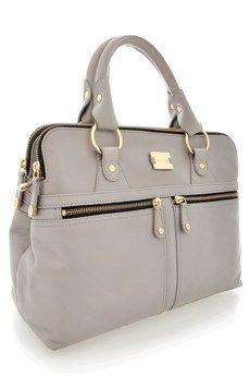This bag deserves a place in my collection.   (MODALU PIPPA Shark grey)