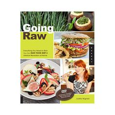 The everything vegan cookbook by jolinda hackett download this judita wignall going raw everything you need to start your own raw food diet lifestyle revolution at home raw food recipe book forumfinder Image collections