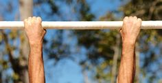 I Want to… Do a Pull-Up!
