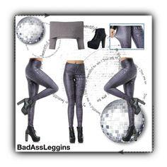 """BadAssLeggings#3"" by christine-792 ❤ liked on Polyvore featuring Mode, Dorothee Schumacher, Speed Limit 98 und BadAssLegging"