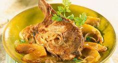 Côtes de porc à la normandeVoir la recette des Côtes de porc à la normande >>