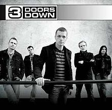3 Doors Down- Soo good! Brad Arnold's voice in concert sounds true to their CDs, and they have great energy on stage! Would see them again in a heartbeat.