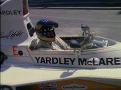 1974 Yardley Mclaren - David Hobbs
