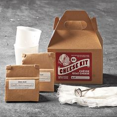 DIY Cheese-Making Kits | Williams-Sonoma