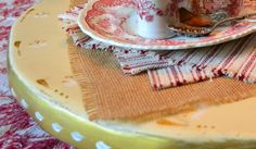 Sweet Inspirations by JP designs: Lazy Susan Love!