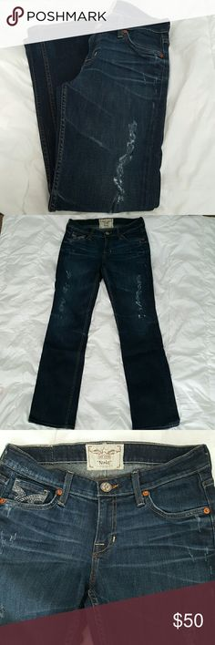 "Big Star ""Nina"" jeans. Excellent condition Big Star "" Nina"" jeans. Size 27R. Inseam 29"". Big Star Jeans Straight Leg"