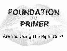 Sometimes you can have the best foundation and primer but it still does not look good on your skin. There could be a number of reasons for this but here is one important factor you should consider before buying these two products. ❗️Most foundation...